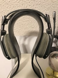Astro a40 gaming headset  563 mi