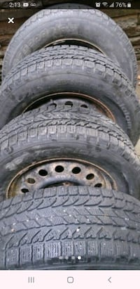 Winter tires 225 60 r16 Longueuil