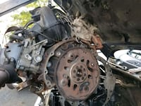 ENGINE ASSEMBLY FOR  JEEP LIBERTY 3.7L FOR  2004 TO 2007 . IT'S TESTED Burtonsville