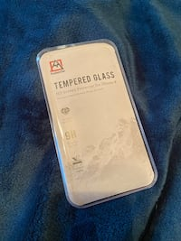 2 Tempered Glass Screen Protectors: iPhone 8