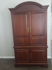 brown wooden wardrobe Columbia, 29229