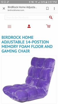 Brand new in box never opened gaming chair Louisville, 40214