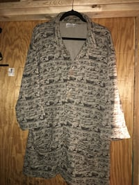 Size 3x Jacket and Skirt with side splits womens Concord, 28027