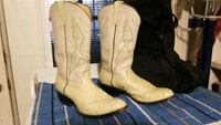 pair of brown leather cowboy boots McAllen, 78504