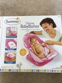 Summer Infant Deluxe Baby Bather Broadlands, 20148