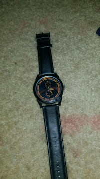 watch (blue and gold) leather Raleigh, 27609