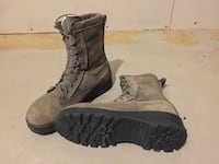 Never worn Gortex lined combat boots, Sage Green Pevely, 63070