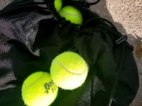 Bag of tennis balls Omaha, 68106