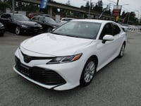 2018 Toyota Camry 2018 Toyota Camry - LE Auto langley