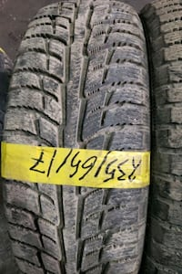 235 / 65 / 17 1pc winter tire with installation Toronto, M3J 2B9