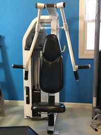 Nautilus vertical chest press Stephens City, 22655
