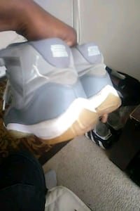 Cool grey 11s Suitland-Silver Hill