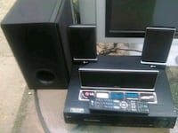 LG Surround sound receivers and DVD player with re Washington