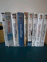 Complete U.S Office Series on DVD