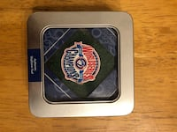 Authentic Blue Jays World Series 1992-1993 Sky Dome Turf Vaughan