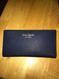 Authentic Kate Spade Wallet - Navy East Providence, 02914