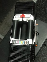Powerblocks from 5 to 90 pounds made in USA Ottawa, K1J
