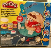 Three Amazing Play-doh Sets plus extras (1 collectible) Winnipeg