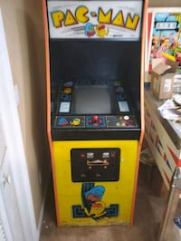 Original Pac Man Arcade Game Clifton, 07012