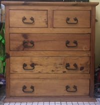 Pottery Barn Rustic Chest of Drawers New York