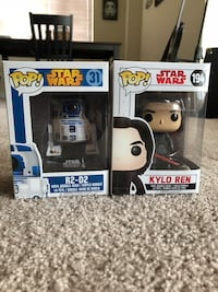 Funko pop star wars bundle Alexandria, 22304