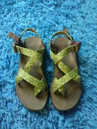 pair of brown leather sandals Rocky Top, 37769