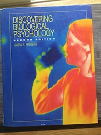 Discovering Biological Psychology 2nd Edition Los Angeles, 91342