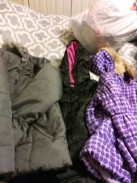 plush winter jackets all XL  Hagerstown, 21740