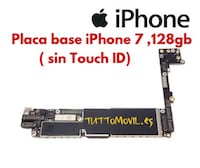 Placa base iPhone 7 Leganés, 28911