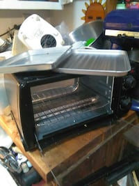 Rival toaster oven with trays $20 Falls Church, 22043