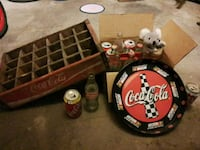 Coke products and collectible Edmonton, T5A 5C6