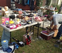 Garage sale this saturday! 12/16/17 at 8am located at  miami lakes/hialeah gardens  14929 nw 92 ave.  miami lakes, fl 33018