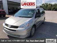 2004 Toyota Sienna CE Rogers, 72758