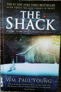 The Shack Paul Young 2007 Paperback Phoenix, 85022