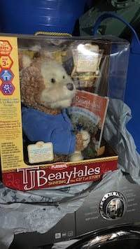 Playskool TJ Bearytales