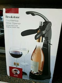Brookstone Countertop Wine Opner Martinsburg, 25404