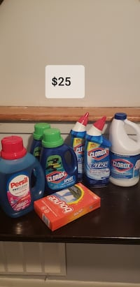 Household cleaning bundle  Beltsville, 20705