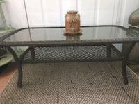Table I used on my covered patio. Orlando, 32808