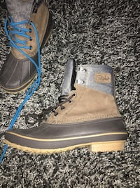 men's farwest boots(brand new) St Albert, T8N 6B2