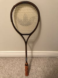 1980's vintage squash racquets. $50 for both or $30 for Prince and $20 for Adidas. Adidas has slight damage on frame. ONO Vancouver, V6E 1V1