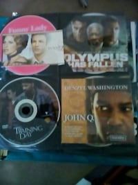 DVD's $3.00 each Great Falls, 59405