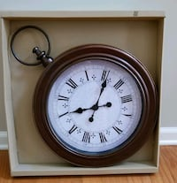 Large Wall clock  Bordentown, 08505