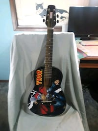Thor 1/2  size acoustic guitar