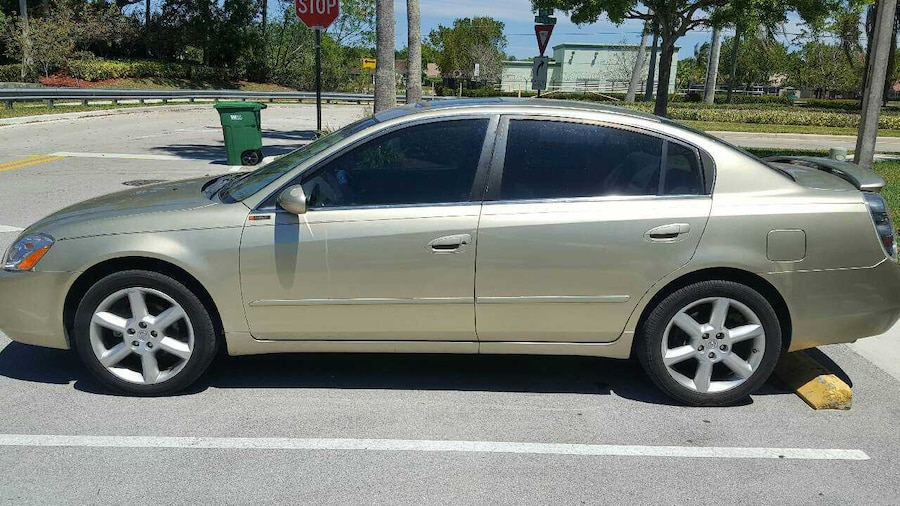 Used Nissan Altima V6 3 5 Does Not Start In Pompano Beach