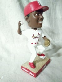 St. Louis Cardinals #3 Edgar Renteria Bobble Head O'Fallon