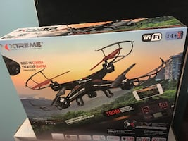 New Xtreme Quad Copter Drone great gift