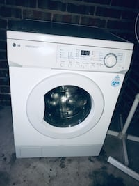LG front loader Washing Machine in good condition  Noble Park North, 3174
