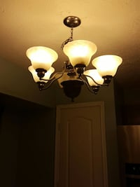 black uplight chandelier Upper Marlboro, 20774