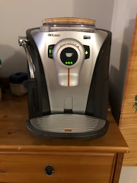 Saeco Odea Giro fully automatic espresso machine coffee maker