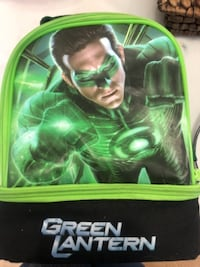 Green lantern lunchbox  Wantagh